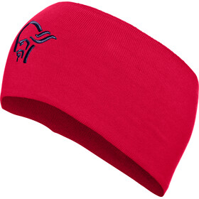 Norrøna /29 Summer Headband Jester Red